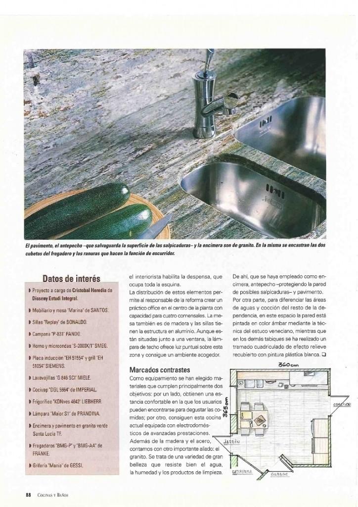 Cocinas y baños nº 148